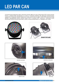 LED PAR CAN, LED BLINDER, EVENT SPOT